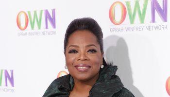 OWN: Oprah Winfrey Network Launch Cocktail 2011 TCA Reception