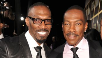 Spike TV's 'Eddie Murphy: One Night Only' - Red Carpet