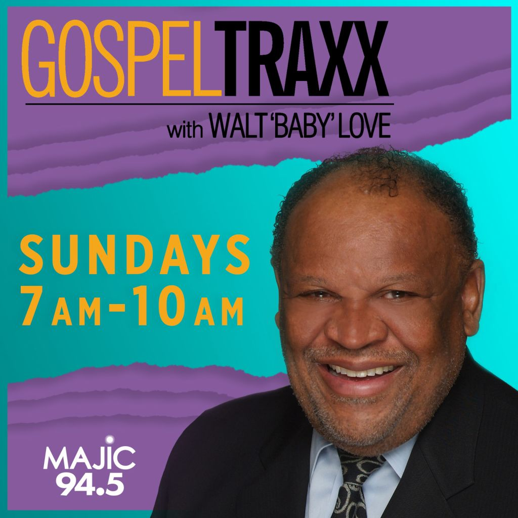 Gospel Traxx With Walt 'Baby' Love