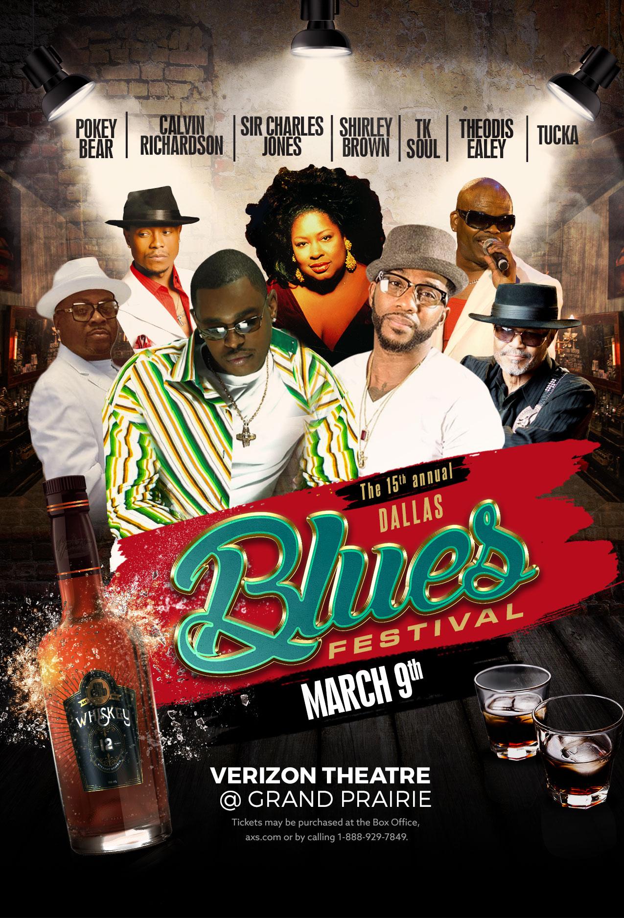 Dallas Blues Festival 2018