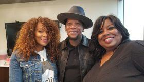 D.L. Hughley & Jasmine Sanders Meet-N-Greet (PHOTOS)