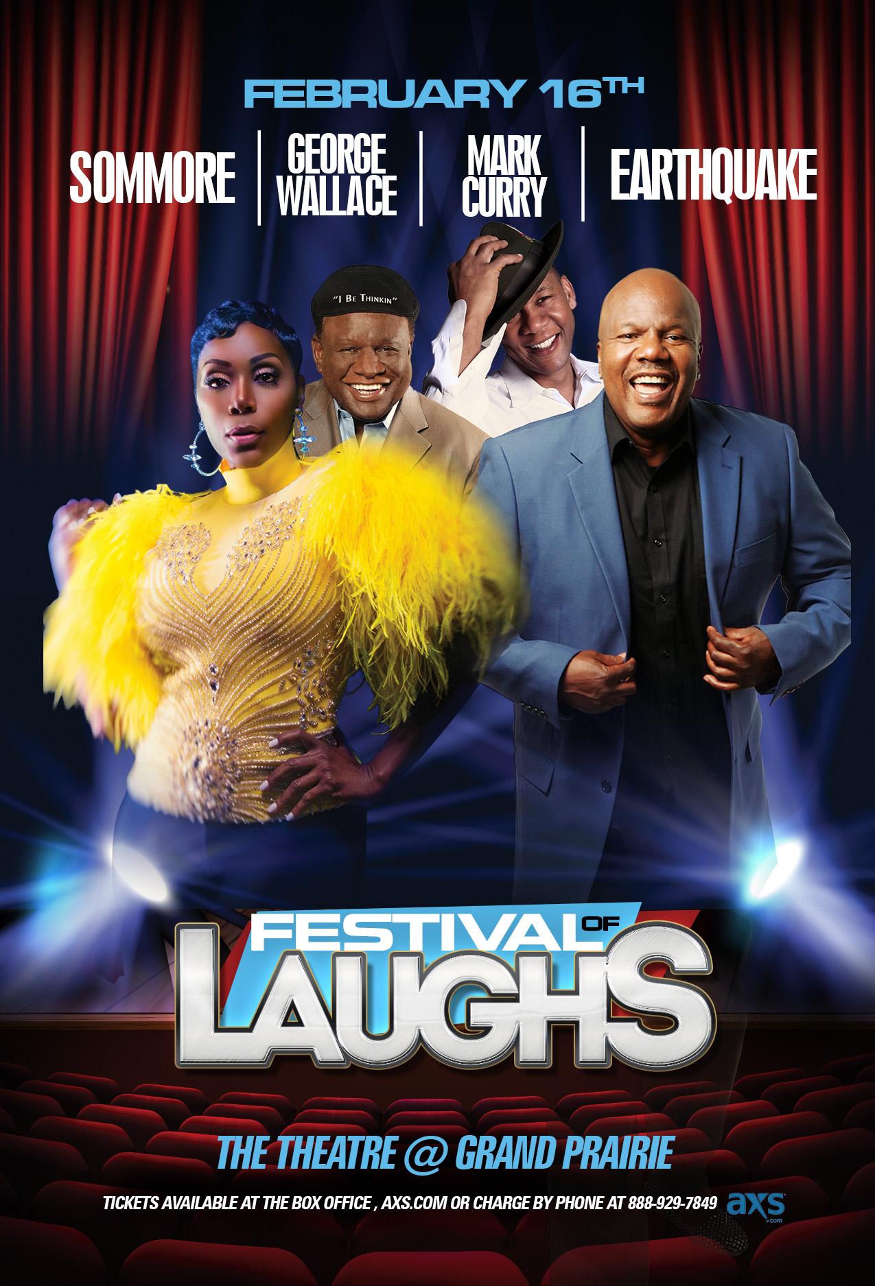 Festival Of Laughs 2019