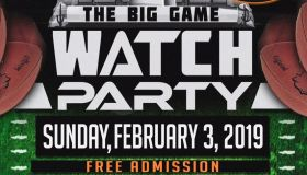Big Game Watch Party 2019