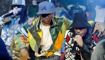 MTV's TRL with Usher, Ludacris and Lil Jon