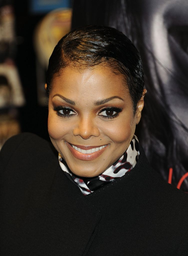 Janet Jackson Signs Copies Of 'TRUE YOU: A Guide To Finding And Loving Yourself' - March 19, 2011