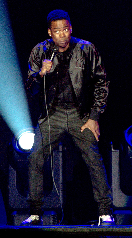 Chris Rock Celebrity Gala
