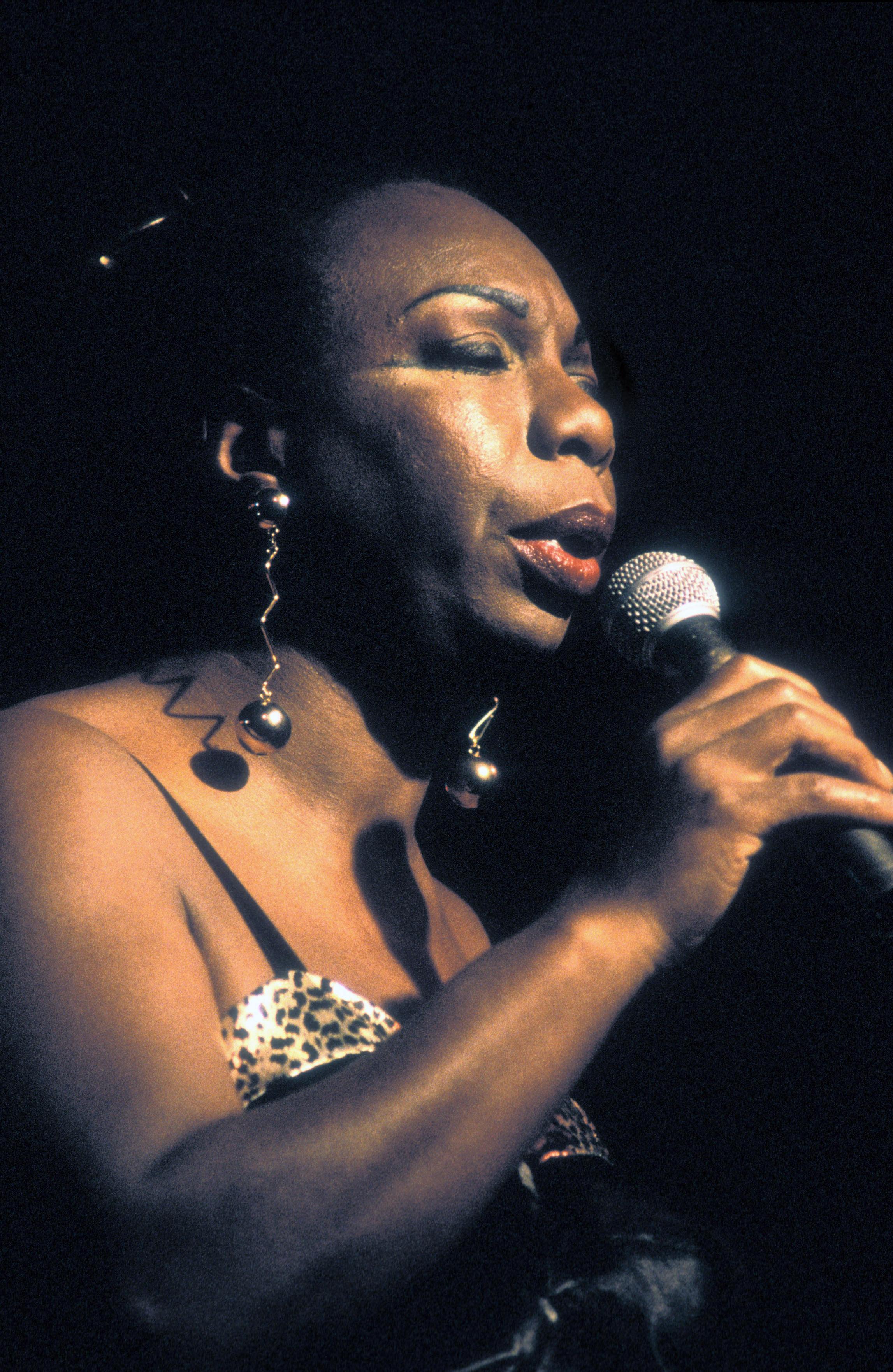 Nina Simone In Holland