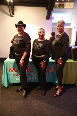 Majic 94.5 At The Dallas Blues Festival