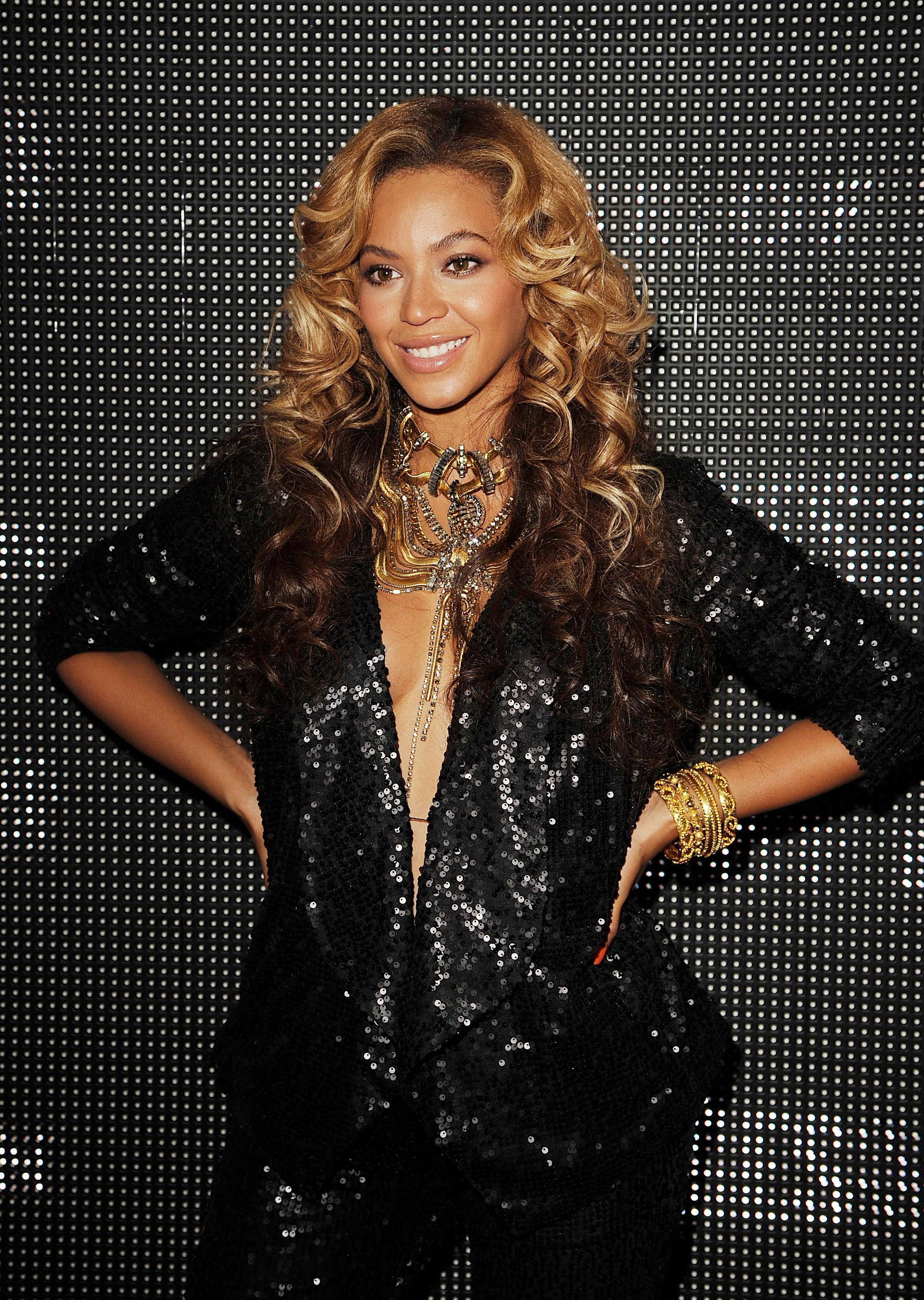 The Launch Of House Of Dereon By Beyonce And Tina Knowles