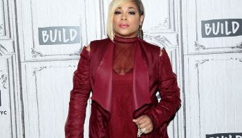 Build Presents Tionne 'T-Boz' Watkins Discussing 'A Sick Life: TLC 'n Me: Stories From On And Off The Stage'