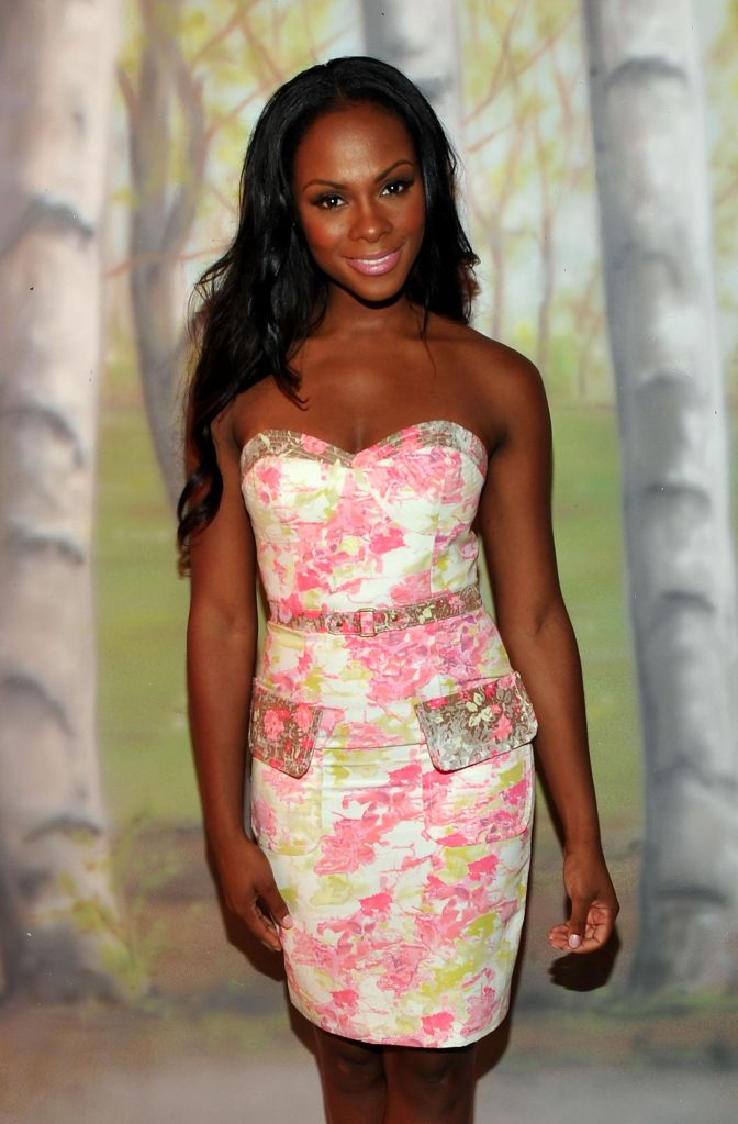 Tracy Reese - Front Row - Spring 2012 Mercedes-Benz Fashion Week