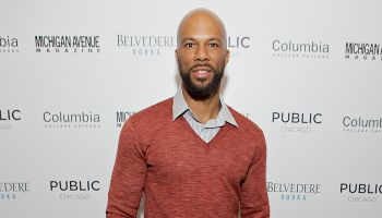 Michigan Avenue Magazine Celebrates Cover Star Common At The Pump Room Presented By Belvedere Vodka