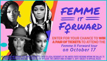 Femme It Forward_RD Dallas_May 2019
