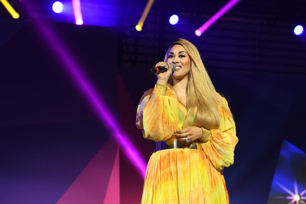 R&B Singer Keke Wyatt Is Pregnant With 8th Child | Majic 94 5