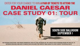 Local: Daniel Caesar Online Contest_RD Dallas KZMJ_July 2019
