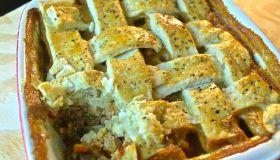 Smothered Chicken Pot Pie