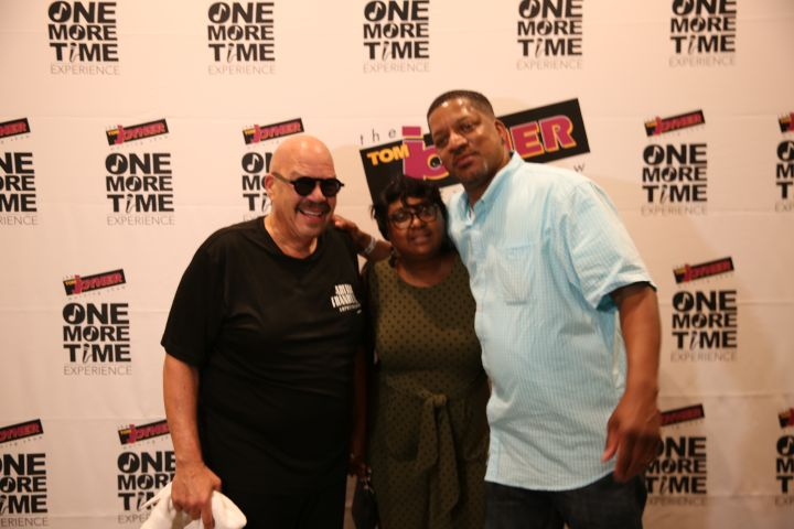 Tom Joyner One More Time Experience