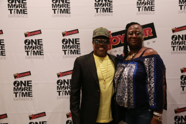 Tom Joyner One More Time Experience Dallas