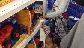 Single Mom's Shopping Spree 2015