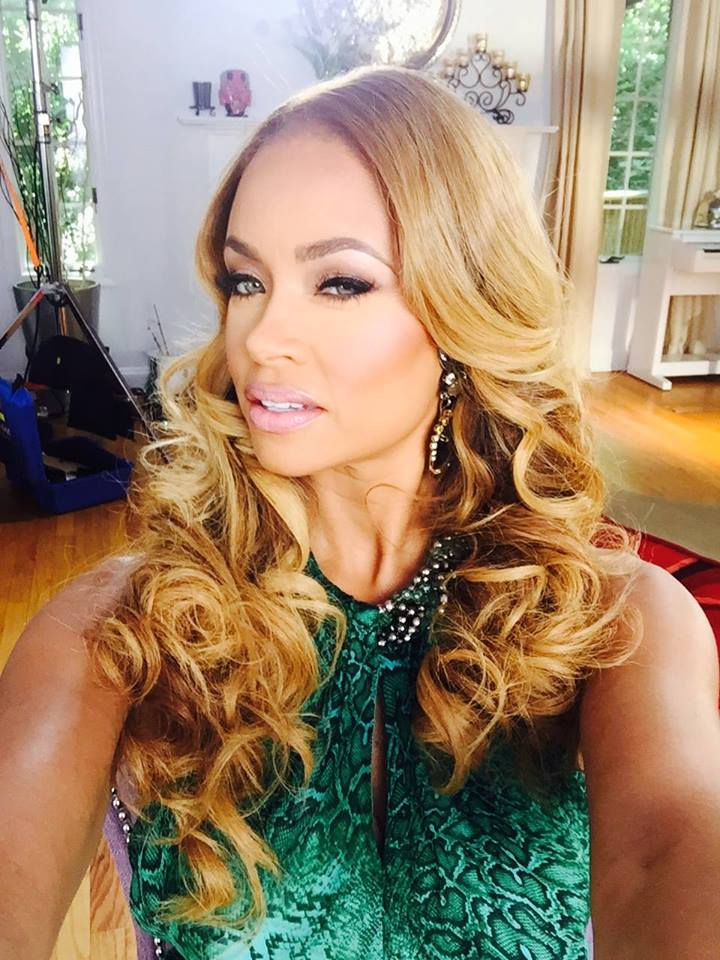 MISS COMMUNITY AND GIZELLE BRYANT #rhop