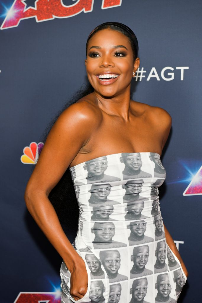 Gabrielle Union x AGT Red Carpet