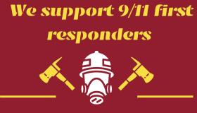 9/11 Donation Drop Off