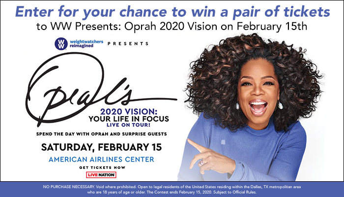The WW Presents: 2020 Vision – Your Life In Focus contest
