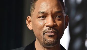 "Will Smith at Paramount Pictures' Premiere Of ""Gemini Man"" at TCL Chinese Theatre in Hollywood"