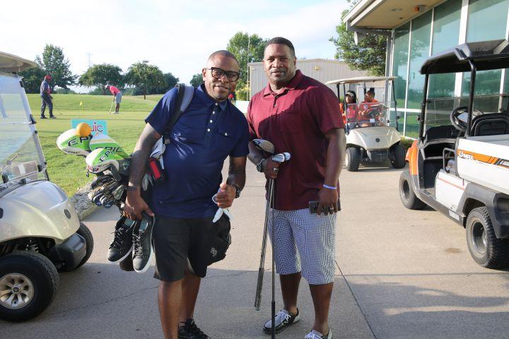 Radio One Celebrity Golf Classic 2019