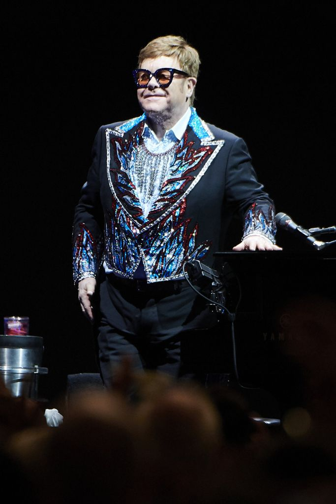 Sir Elton John's 'Farewell Yellow Brick Road' tour