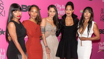 Black Girls Rock! 2013 - Arrivals