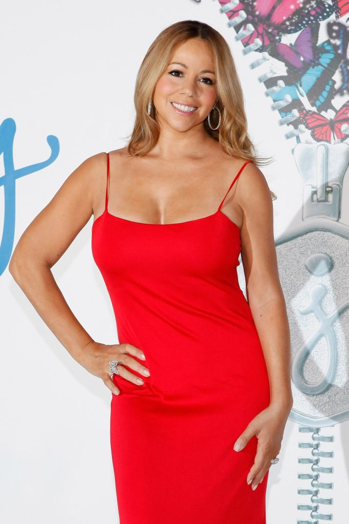 Mariah Carey Named As The New Jenny Craig Brand Ambassador