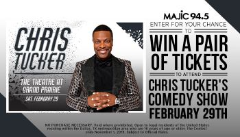 Chris Tucker Online Contest