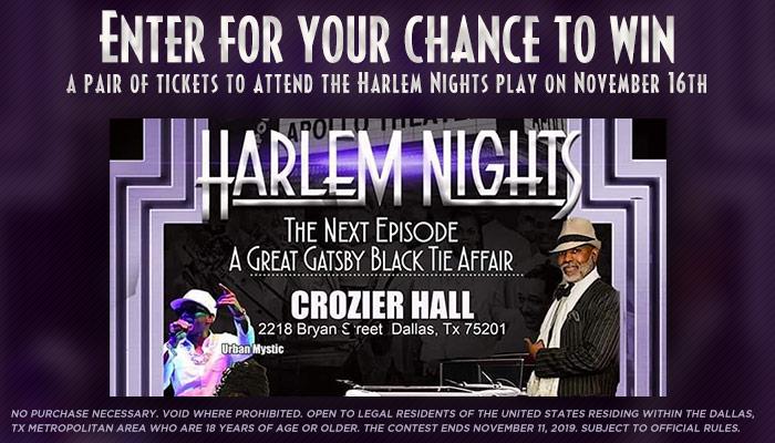 Harlem Nights Contest