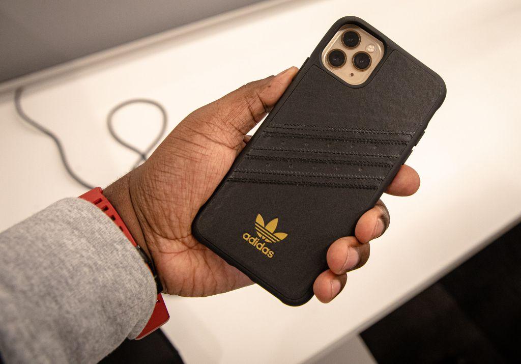 iPhone 11 Pro Max adidas Phone Cases