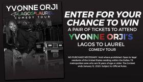 Yvonne Orji The Lagos to Laurel Comedy Tour_RD Dallas_November 2019