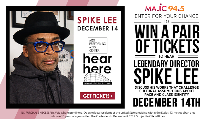 Spike Lee Online Contest