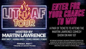 Martin Lawrence Online Contest