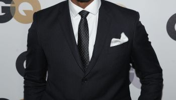 Actor Tyrese Gibson attends the GQ 'Men