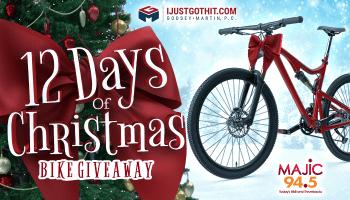 Godsy Martin Bike Giveaway