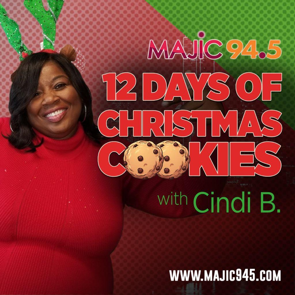 Cindi B 12 Days of Christmas