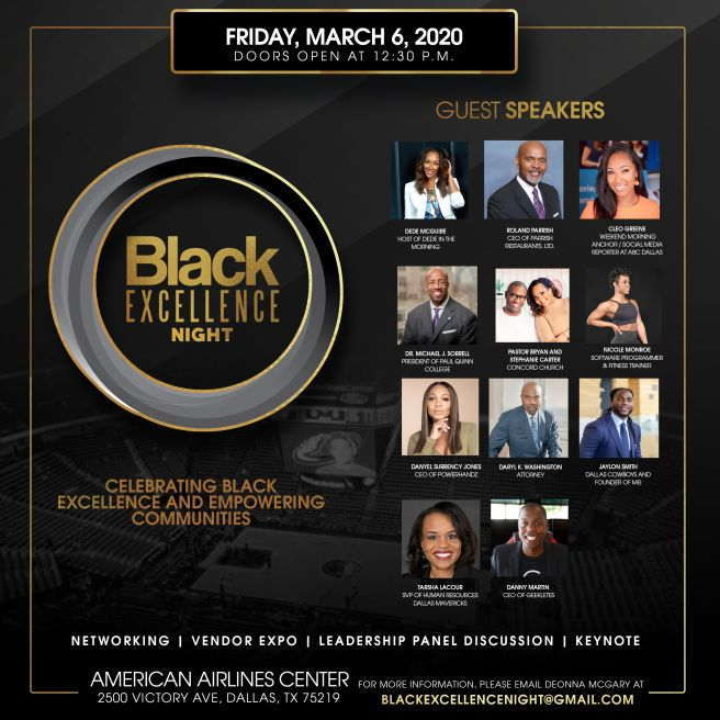 Black Excellence Night
