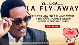 CHARLIE WILSON FLYAWAY SWEEPSTAKES