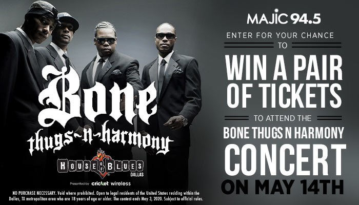 Bone Thugs N Harmony Online Contest