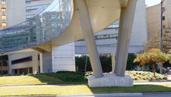 UT Southwestern Parkland Health Hospital Area
