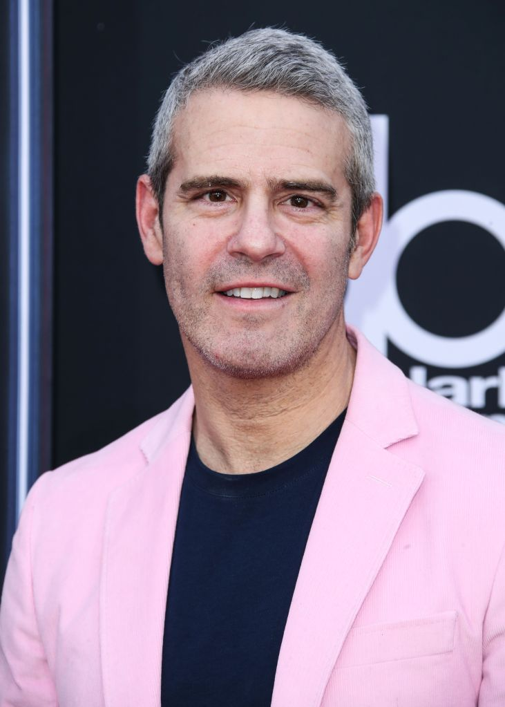 (FILE) Andy Cohen Tests Positive for Coronavirus COVID-19