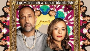 Kenya Barris, Rashida Jones #blackAF