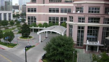 Houston. MD Anderson Cancer Center. The University of Texas.