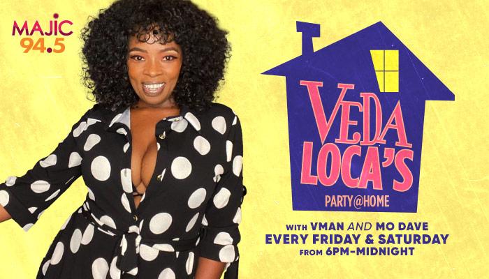 Veda Loca's House Party